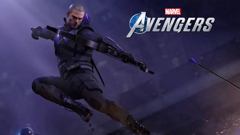 Marvel's Avengers — Соколиный глаз и Глубокое погружение в бету