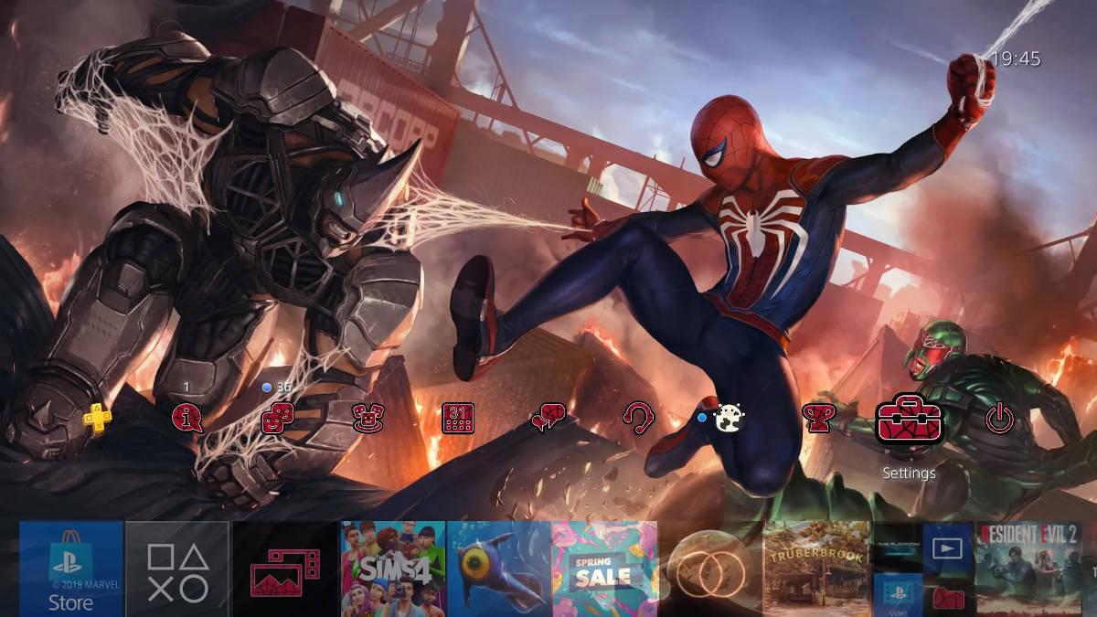 Marvel's Spider-Man Battle Theme