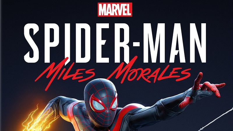 Как будут выглядеть обложки игр для PlayStation 5 на примере Marvel's Spider-Man: Miles Morales