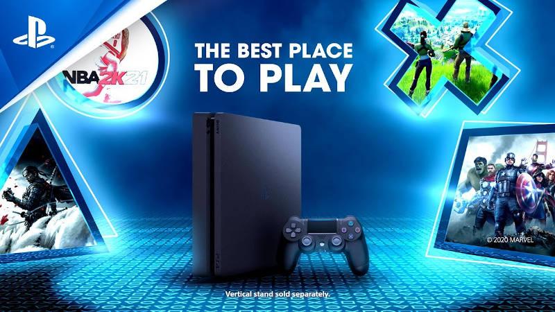 PlayStation 4 — Лучшее место для игр в 2020 году!