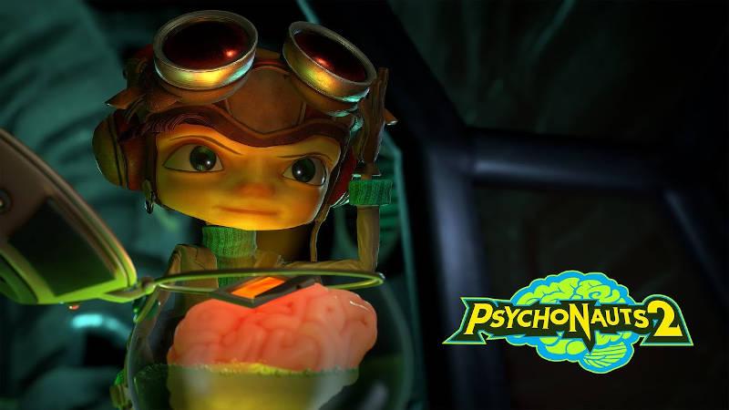«Мозг в банке» в новом трейлере Psychonauts 2