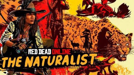 Red Dead Online получил крупное обновление «Натуралист»
