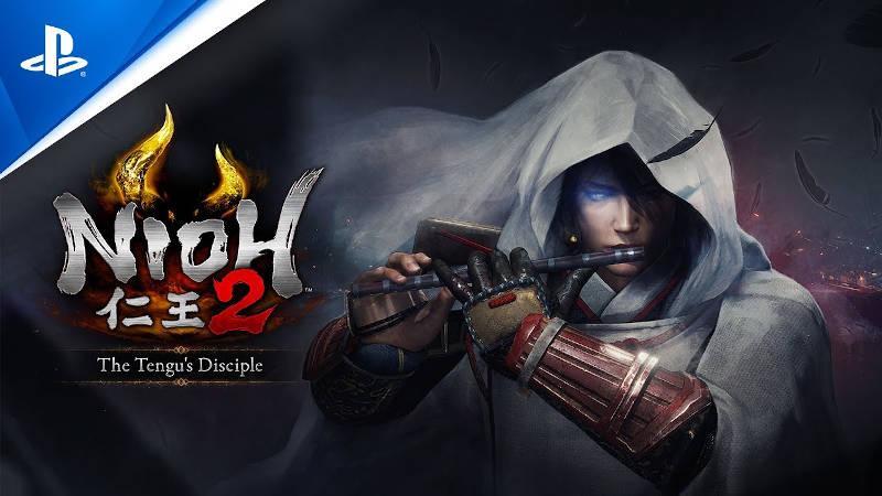 Nioh 2 получил дополнение «The Tengu's Disciple»