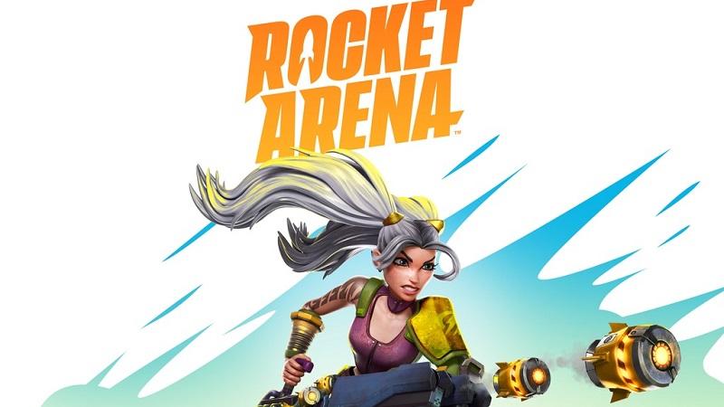 Трейлер к выходу «взрывного» многопользовательского шутера Rocket Arena на PS4