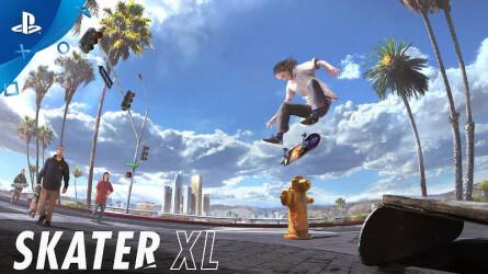 Easy Day Studios показали «Большую рампу» в новом трейлере Skater XL