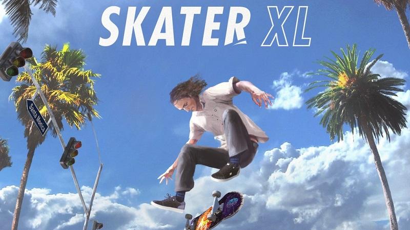 Опубликован релизный трейлер Skater XL для PS4