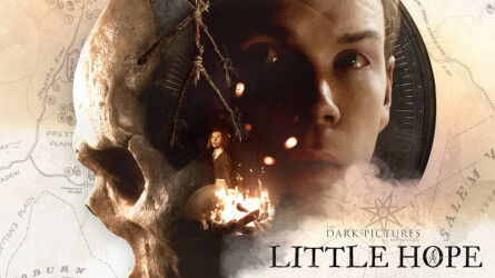 Трейлер к выходу The Dark Pictures Anthology: Little Hope на PlayStation 4