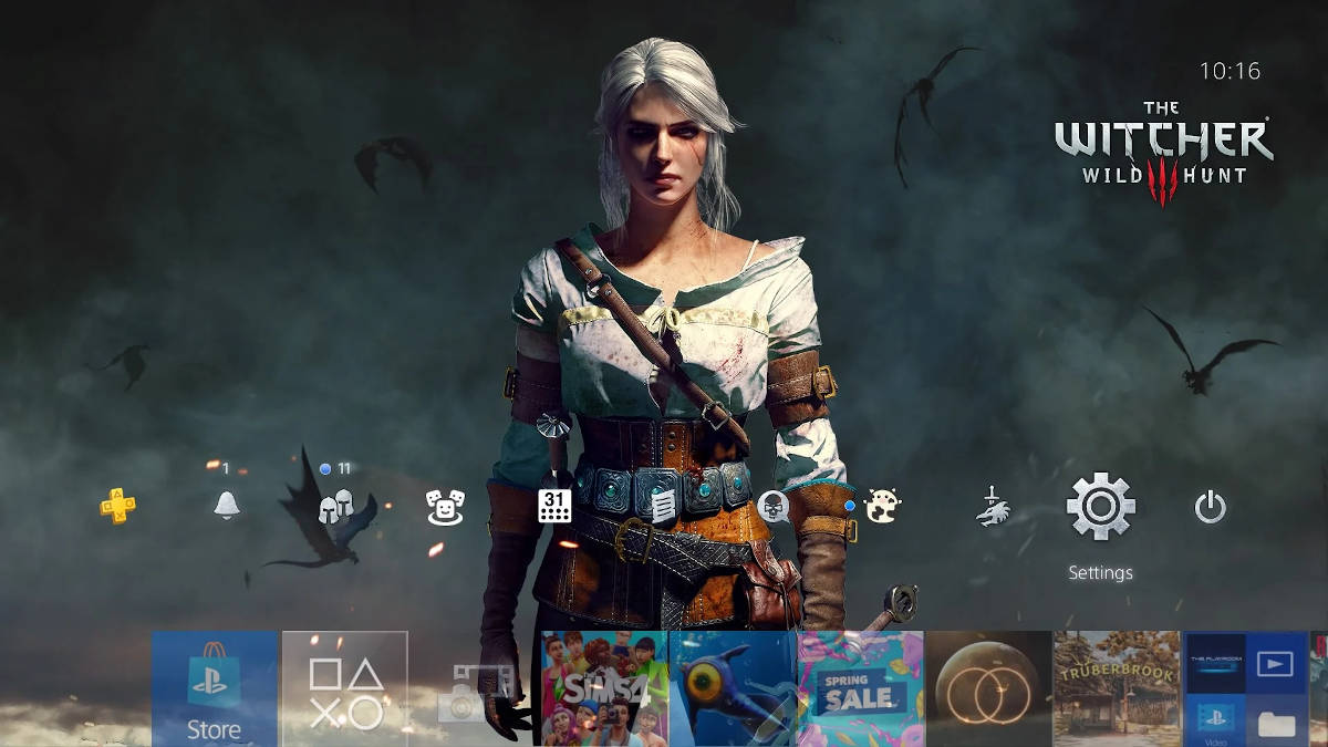 The Witcher 3: Wild Hunt - Geralt and Ciri Theme