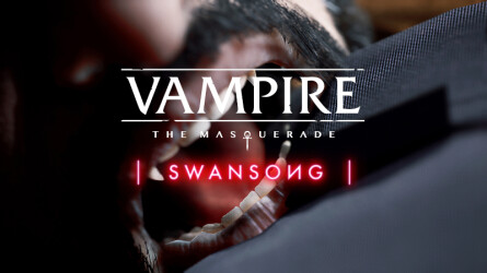 Дебютный трейлер Vampire: The Masquerade — Swansong для PS5 и PS4