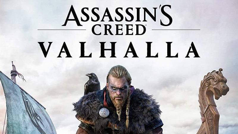 Компания Ubisoft представила обложки Assassin's Creed: Valhalla и Watch Dogs: Legion для PS5