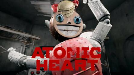 Atomic Heart готовится к выходу на PlayStation 5