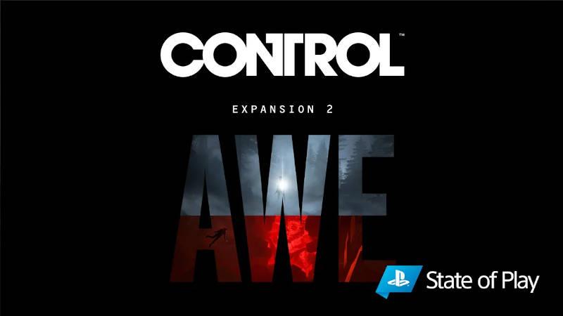 Информация и премьерный трейлер дополнения AWE для Control