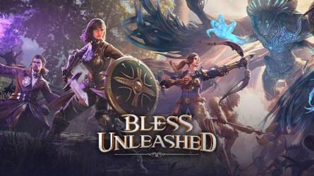 Bless Unleashed готовится к выходу на PlayStation 4