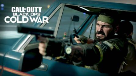 Геймплейная демонстрация Call of Duty: Black Ops Cold War на PS5