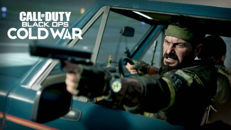 Детали разных версий Call of Duty: Black Ops Cold War для PS4 и PS5