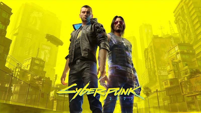 5-минутная геймплейная презентация Cyberpunk 2077