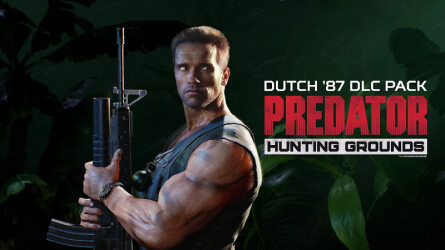 Трейлер Predator: Hunting Grounds — Датч-87