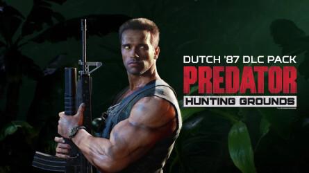 Датч-87 и бесплатные выходные с Predator: Hunting Grounds на PS4