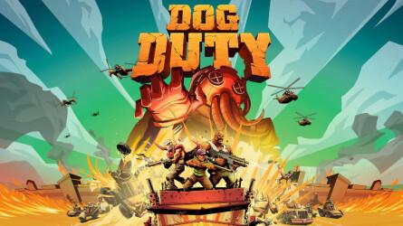 Тактический экшен Dog Duty готовится к выходу на PlayStation 4