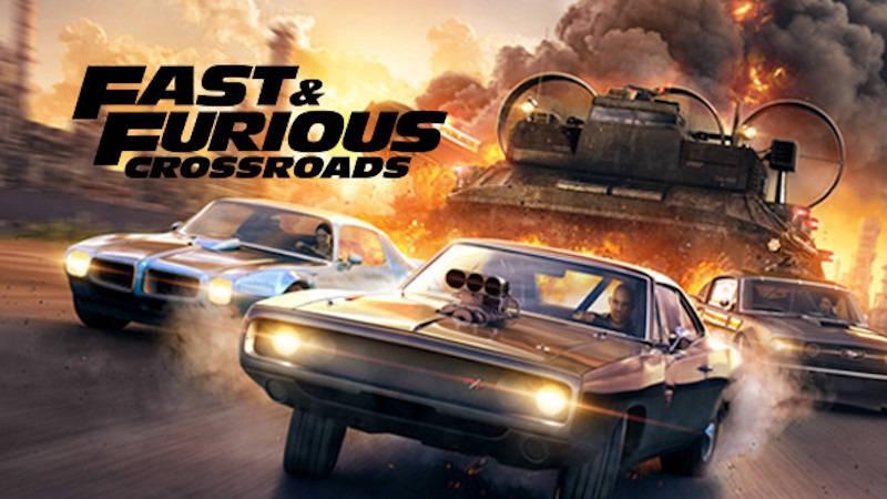Трейлер к выходу Fast & Furious Crossroads