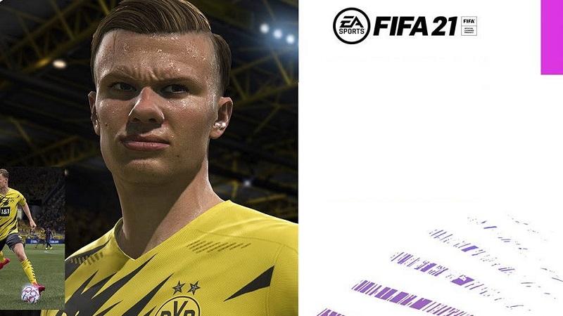 Геймплейная презентация FIFA 21 на PlayStation 4