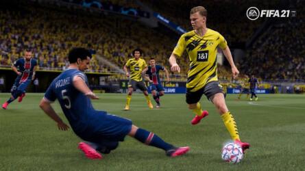 Режим карьеры в новом геймплейном ролике FIFA 21