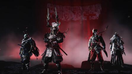Ghost of Tsushima готовится получить кооперативный режим Legends