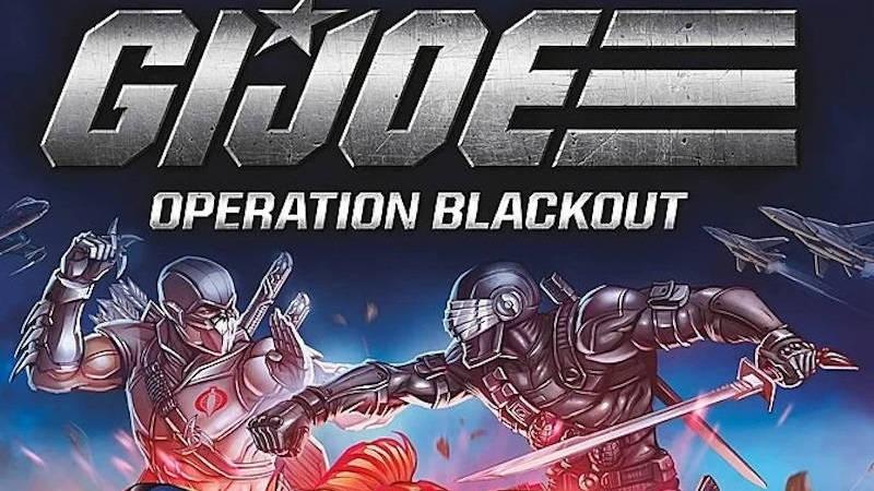G.I. Joe: Operation Blackout в октябре выйдет на PS4