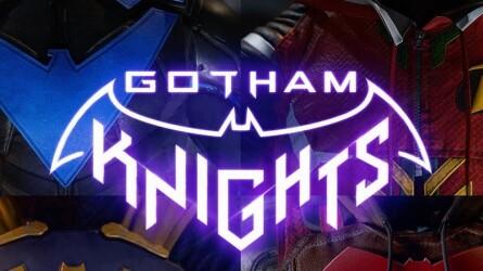 Дебютный трейлер и геймплейная демонстрация Gotham Knights