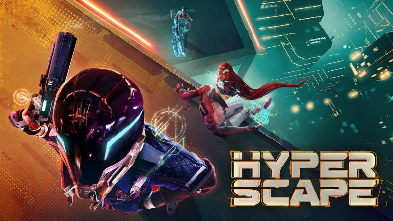 Релизный трейлер первого сезона Hyper Scape для PlayStation 4