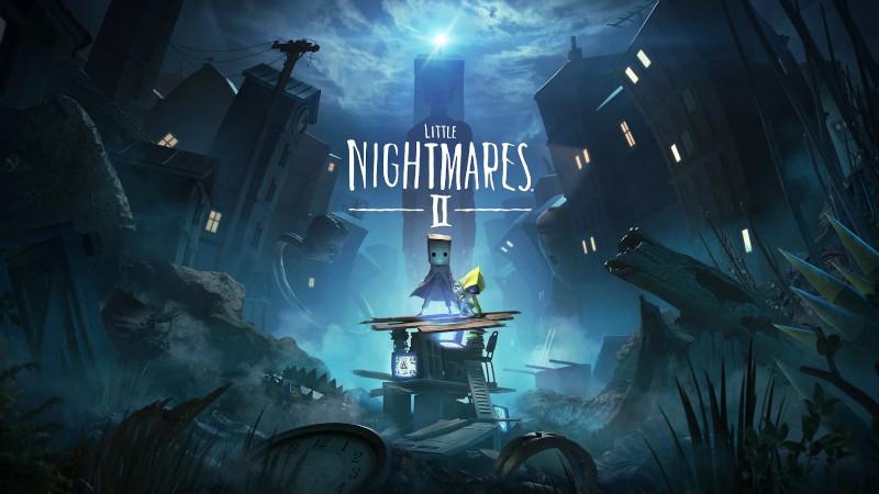 Little Nightmares II покажут на Gamescom 2020