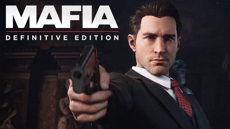 Новый геймплейный трейлер Mafia: Definitive Edition — Миссии
