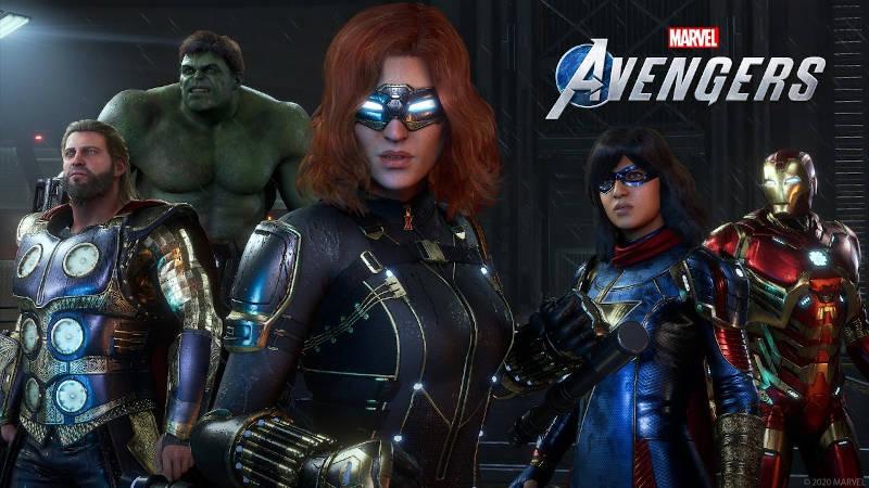 Marvel's Avengers нужно 90 Гб свободного места на жестком диске PS4