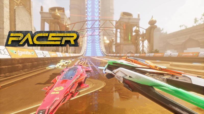 Pacer — духовный наследник Wipeout, который выйдет на PS4 в сентябре