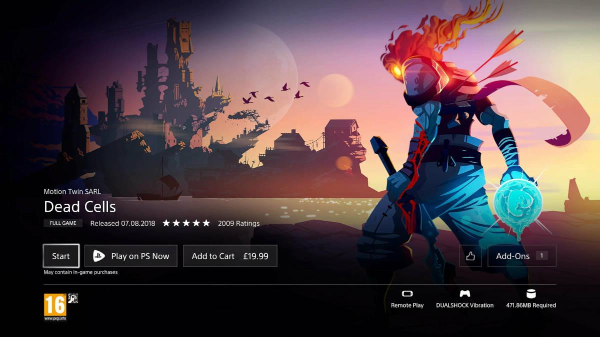 PlayStation Store теперь можно покупать игры из каталога PS Plus