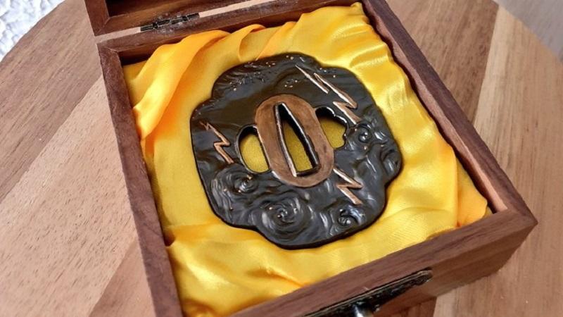 Сотрудники Sony получили подарки за достижение «платины» в Ghost of Tsushima