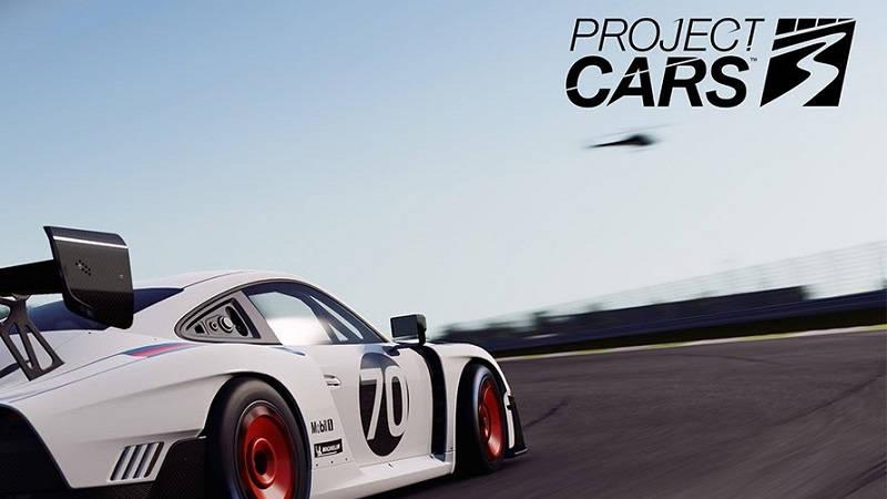 Новый геймплейный трейлер Project CARS 3 — Что движет вами?