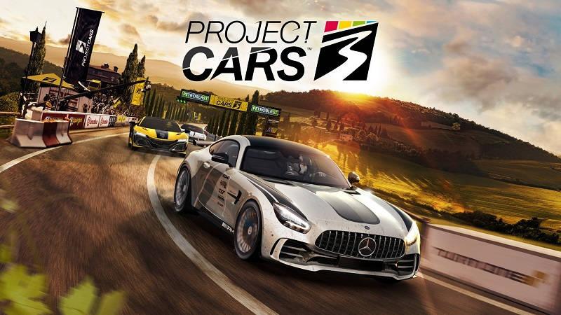 Трейлер к выходу Project CARS 3 на PS4