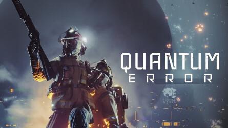 Почти 6 минут геймплея Quantum Error с PS5