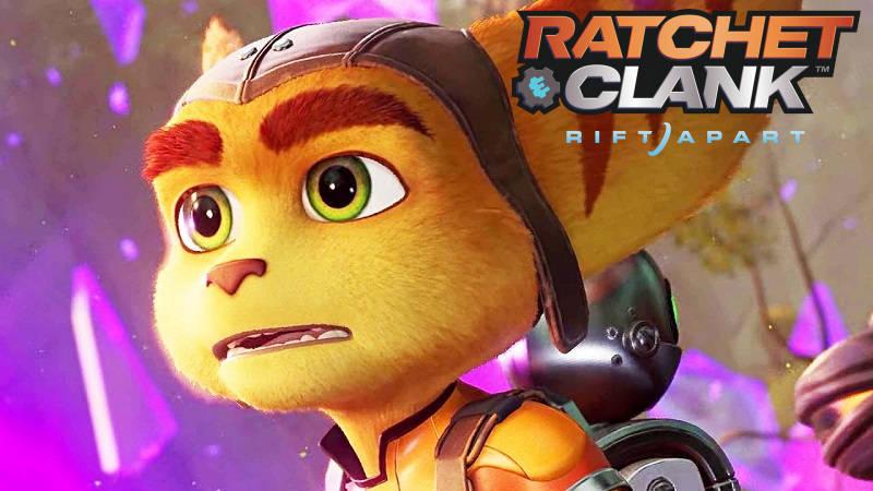 Геймплейная демонстрация Ratchet & Clank: Rift Apart с Gamescom 2020