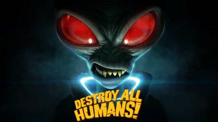 Хвалебный трейлер ремейка Destroy All Humans!