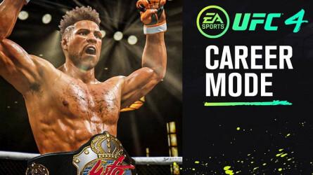 «Режим карьеры» в новом ролике EA Sports UFC 4