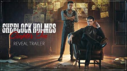 Трейлер Sherlock Holmes: Chapter One — Мир преступности