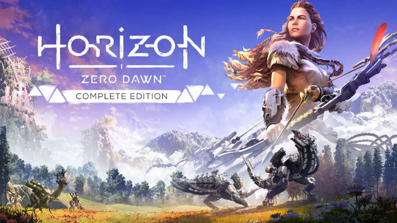 Horizon Zero Dawn Complete Edition доступен для бесплатного скачивания в PS Store в рамках акции Play At Home