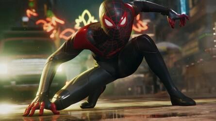 Новый скриншот Marvel's Spider-Man: Miles Morales, который сделан на PS5