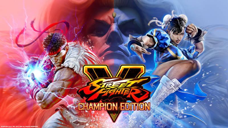 Объявлен двухнедельный бесплатный марафон Street Fighter 5: Champion Edition на PS4