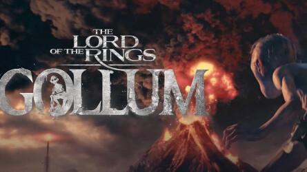 Дебютный тизер игры The Lord of the Rings: Gollum, которая готовится к выходу на PS5