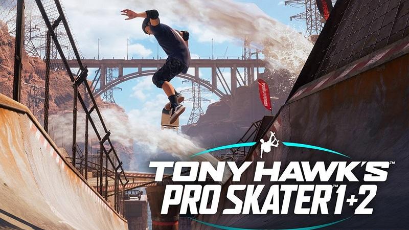 Tony Hawk's Pro Skater 1 and 2 в марте выйдет на PS5