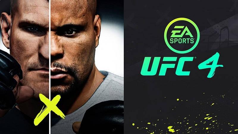 Симуляция боя EA Sports UFC 4 — Дэниел Кормье vs. Стипе Миочич