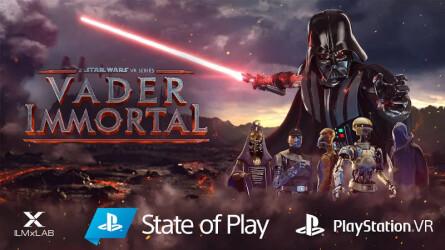 Vader Immortal: A Star Wars готовится к выходу на PS VR